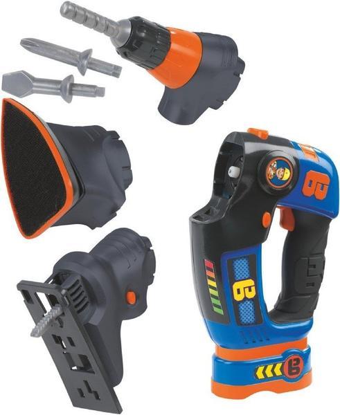 Smoby Bob der Baumeister - eVo 3-in-1 Werkzeug