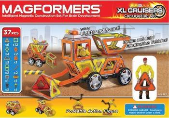 Magformers XL Cruiser Construction Set (274-25)