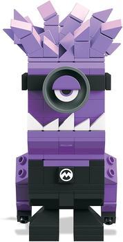 Mattel Mega Kubros Böser Minion, Konstruktionsspielzeug