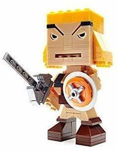 MEGA BLOKS Mega Construx Kubros: Masters of the Universe He-Man, Konstruktionsspielzeug