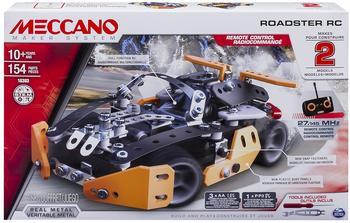 Meccano Roadster RC 2 in 1 Model Set