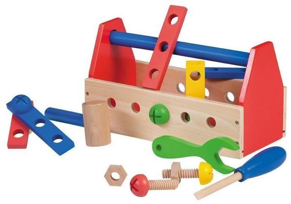 Johntoy Jouéco Werkzeugkasten