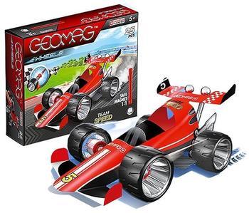 Geomag Wheels Red Team Speed 25