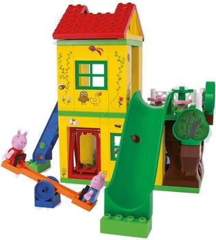 Big Bloxx Peppa Pig - Spielplatz