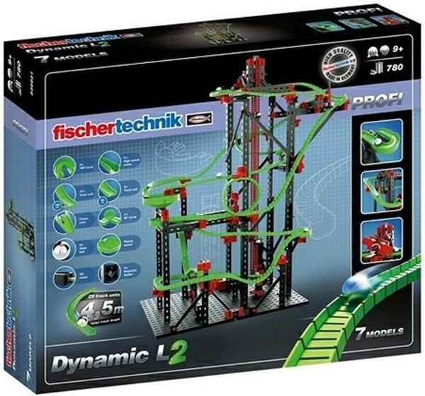Fischertechnik Dynamic L2 mit Crazy Machines 3