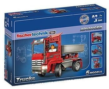 Fischertechnik Trucks + LED Set