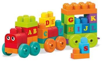 MEGA BLOKS Mega Bloks ABC Lernzug