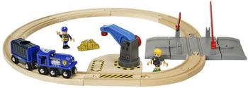 Brio World - Polizei Goldtransport-Set (33812)