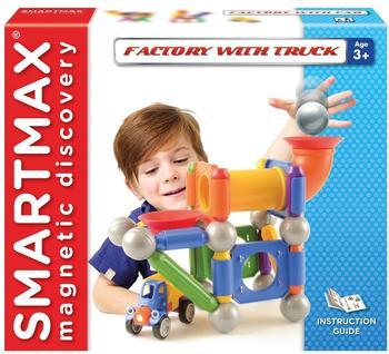 Smartmax Kugelfabrik mit LKW