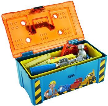 Mattel Bob der Baumeister Bob's 2-in-1 Werkzeugkasten