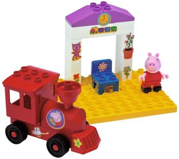 Big Bloxx Peppa Pig - Train Stop