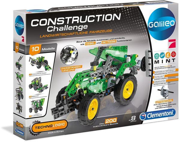 Clementoni Galileo - Landwirtschaftliche Fahrzeuge