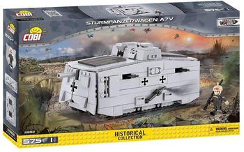 Cobi Sturmpanzerwagen A7V (2982)