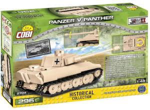 Cobi Panzer V Panther (2704)