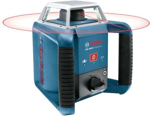 Bosch GRL 400 H Professional + LR1 + BT 170 HD + GR 240 (0 615 994 03U)