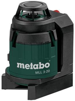 Metabo MLL 3-20