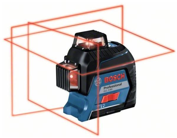 Bosch GLL 3-80 P Professional (0 615 994 0KD)