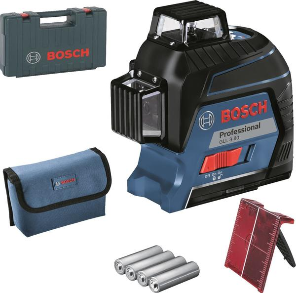Bosch GLL 3-80 Professional (0 601 063 S00)