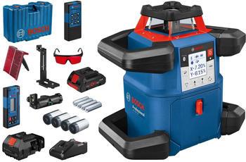 Bosch GRL 600 CHV (mit Akku und Schnellladegerät)
