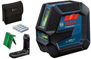 Bosch GLL 2-15 G (+ Laserzieltafel) 0601063W00
