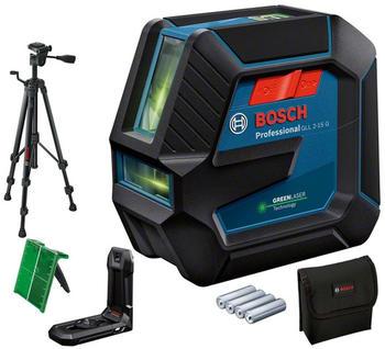 Bosch GLL 2-15 G (Laserzieltafel + Stativ BT 150) 0601063W01