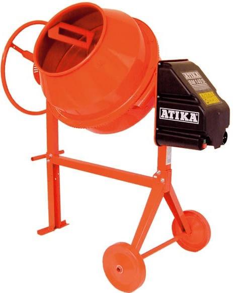 Atika BM 125 S (400 V)