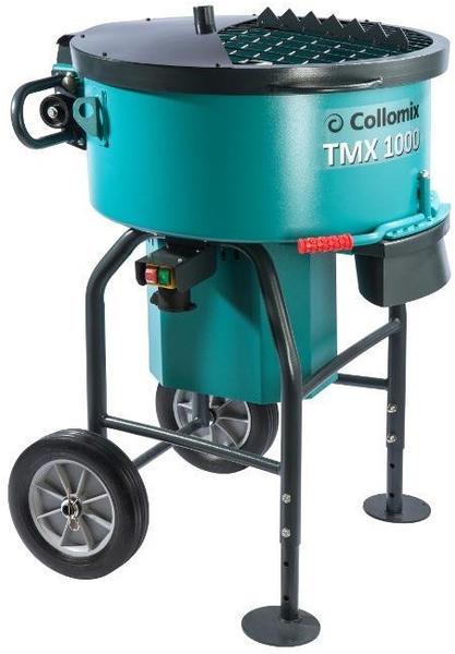 Collomix Tellerzwangsmischer TMX 1000 (Terrazzo - 230 V - EU)