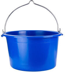 Dema Baukübel rund kranbar 40 l blau