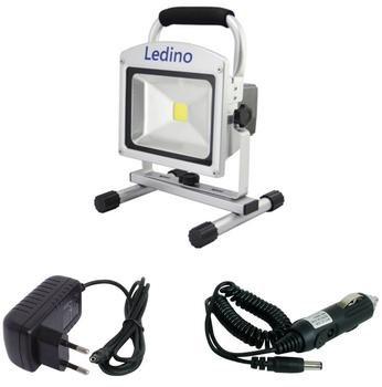 Ledino LED-FLAH2010D Akkustrahler