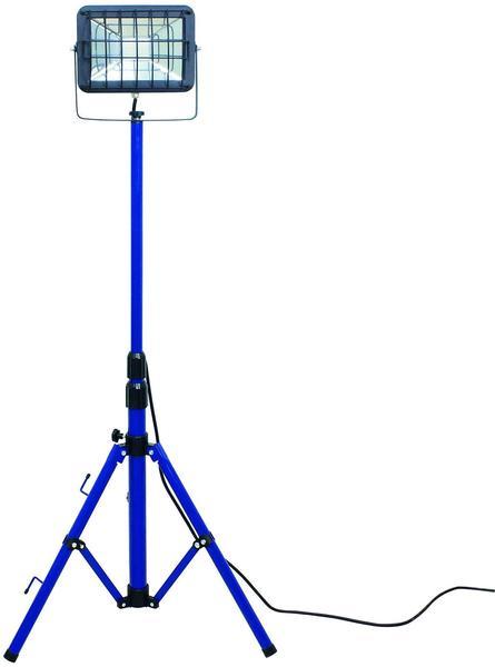 AS Schwabe Slimline Chip-LED-Strahler mit Stativ 30W (46475)