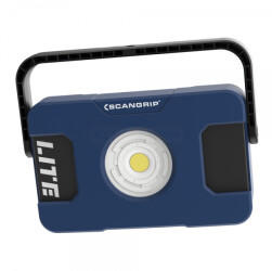 Scangrip Flood Lite MC (03.5662) + USB-Powerbank and Port for Mobile Devices