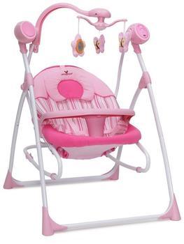 Moni Babywippe Swing Star elektrisch mit Musik, Fernbedienung uvm.