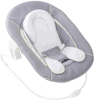 Hauck Alpha Bouncer 2in1 Stretch Grey
