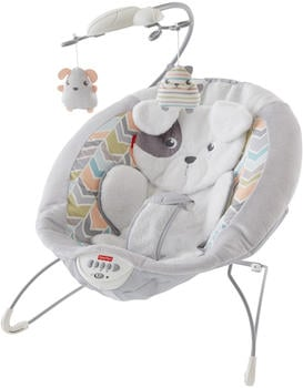 Fisher-Price Deluxe Wippe im Hundebaby Design