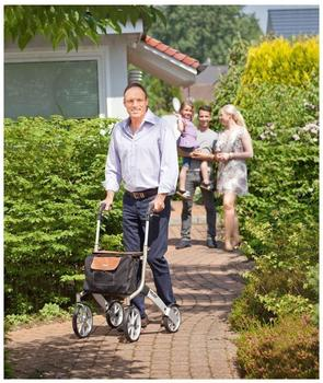 Trust Care Outdoor Rollator Let's Go Out