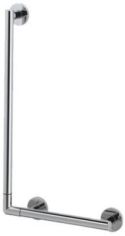 Keuco Plan Care Winkelgriff 90° silber eloxiert/chrom 34906170306