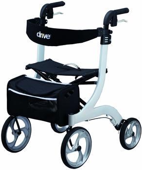 Drive Medical Rollator Nitro Größe L weiß