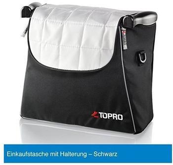 topro-troja-2g-einkaufstasche-tartan-rot