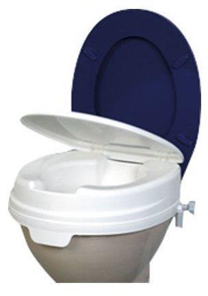 Servoprax Servocare Toilettensitz ohne Deckel