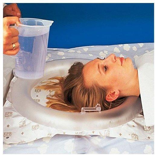 Servoprax SERVOCARE Aufblasbares Haarwaschbecken 1 Stück