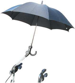 Stock-Fachmann Regenschirmhalterung für Rollator ohne Schirm