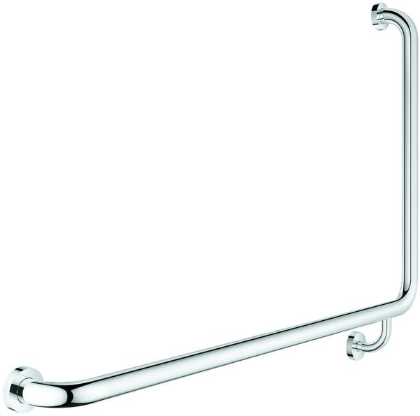 GROHE Wannengriff L-Form 940 x 600 mm chrom