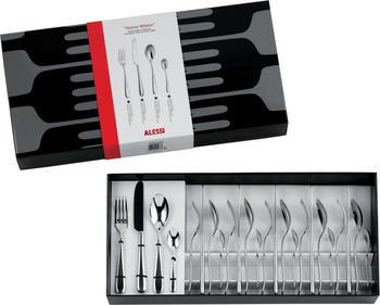Alessi Tafelbesteck 24-teilig 18/10 mit Hohlheft-Messern