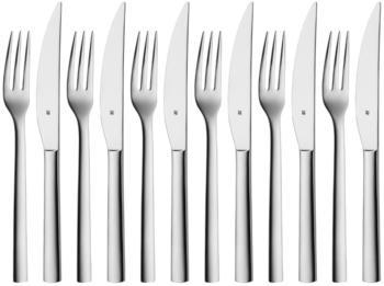 WMF Nuova Steakbesteck-Set 12 tlg.