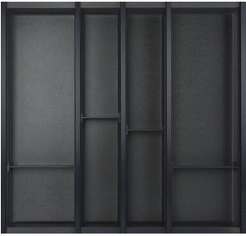 Ninka Cuisio Besteckeinsatz für Tandembox KB 600 schwarz