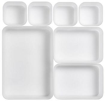 Zeller Besteckeinsatz Schubladen-Einteiler (7 Stück) 14701