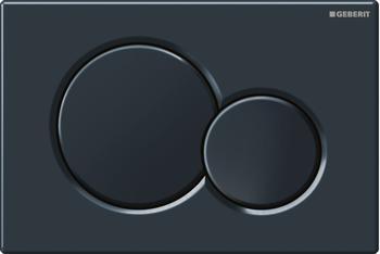 Geberit Sigma 01 (115.770.DW5) schwarz