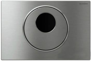 Geberit Sigma10 WC-Steuerung IR/Batterie (115891SN5) edelstahl gebürstet