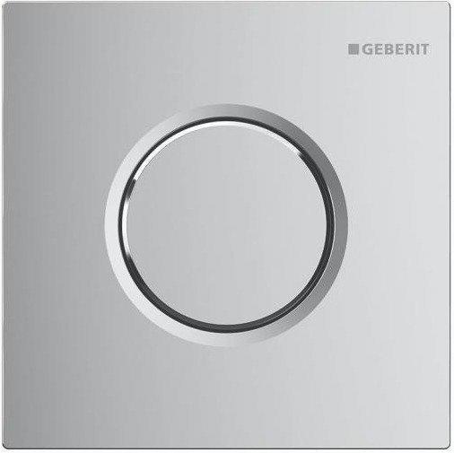 Geberit HyTouch Urinalsteuerung Sigma01 (116.011.21.5) chrom hochglanz