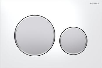 Geberit Sigma20 (115.882.KL.1) weiß / chrom seidenglanz